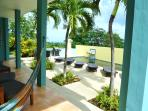 Swim, sunbathe, grill, dine or just loll in the hammock!