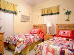 Twin Bedroom(Girls' Room)
