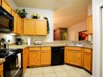 Fully Equiped Kitchen Angle2