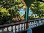 Calibishie villa near beach front