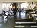 If you are feeling really energetic then try a Gym session with extensive equipment.