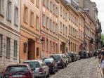 Bednarska street.