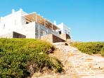 Exterior  | Athina Ios Villa | Luxury Villa in Ios Island