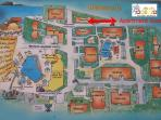Übersicht: Paphos Gardens Resort mit Townhouse Sunny