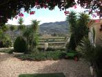 Another amazing view from the veranda of the beautiful mountains