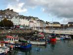 Sightseeing: Cobh