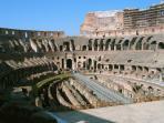 Coliseum ( inside )