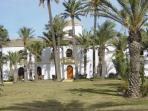 The Hacienda club house