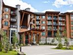 Stay in the most luxurious resort in Revelstoke