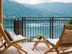 Your lake view seat awaits!