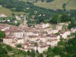 Caylus, our local mediaeval village