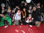 Halloween Party at Clintagh Cottages