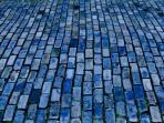 Street cobblestones.