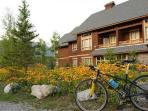 Visit in the summer and discover stellar mountain biking and hiking