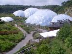 Eden Project - just 20 miles from the Barn