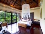 Villa Lega - Third bedroom interior