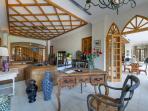 Villa Sayang d'Amour - Interior