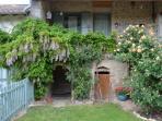 Our 'Maconnaise Balcony'