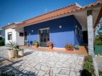 Omassim Guesthouse - our blue house
