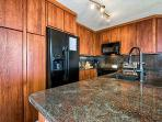 Absolutely amazing fully equipped remodeled kitchen