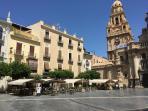 Enjoy tapas, wine and breathtaking  architecture.