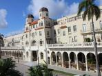 The historic Palm Beach Hotel - a fantastic location!