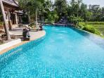 Probably the biggest private pool in the whole Krabi area!!