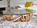 A table from the South Africa bush ...