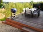Or maybe have a BBQ on one of the decks