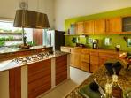 Villa Aqua Gourmet kitchen