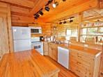 Well-equipped kitchen to help prepare your favorite meals.
