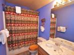 2nd Level King Master Bath Tub/Shower Combo
