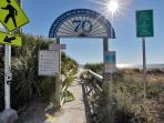Beach Access Point - Across the Street