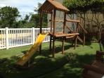 Kids playground area