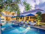 Your dream Bali holiday starts here. Brand new Luxe 5 Bedroom Seminyak villa