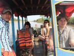 journée circuit sur le Tonle Sap