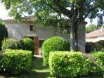 Garden of Le Tilleul