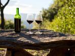 le bon vin de St Chinian