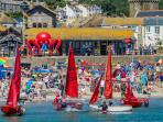 looe redwing sailing boats