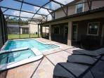 Fun in the Sun in this awesome Pool & Spa