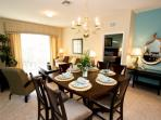 Dining Area for Four (4)