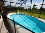 Large Pool w/Spa