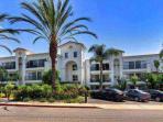Located on La Costa Resort