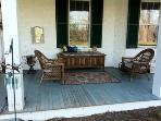 Blue Hill porch