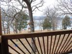 View of Tablerock Lake from your Private Deck
