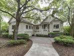 Nestled Under a Canopy of Oak Trees is your Ideal Vacation Home on Hilton Head Island