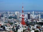 Tokyo tower - 15 minutes walk