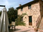 I Casali di Colle S. Paolo- cottage, pool, terrace