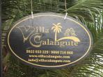 Villa with fully equipped kitchen and spacious bedrooms