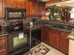 Beautifully decorated kitchen with everything you need!